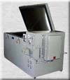 picture of an industrial freezer type one